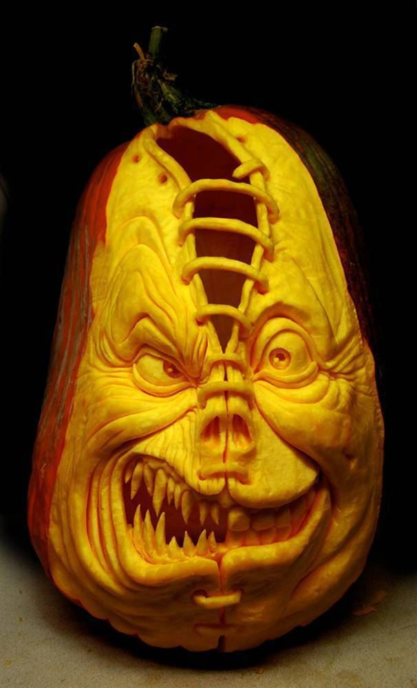 Awesome pumpkins halloween photo  fanpop