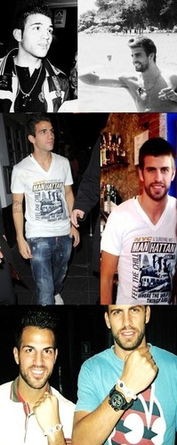 Gerard and Cesc images cesc-site.tk wallpaper and background photos