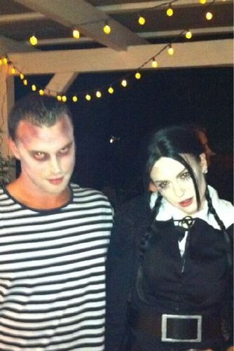 danneel's halloween