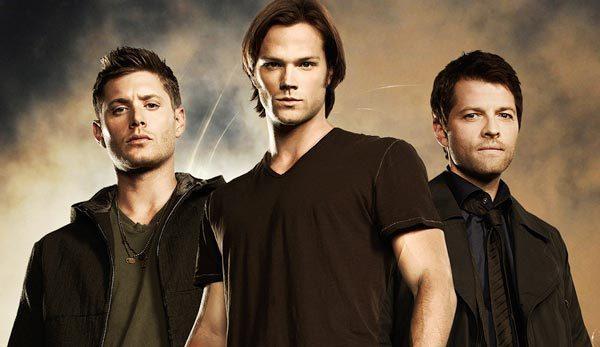 dean,sam and castiel supernatural adventures in the world