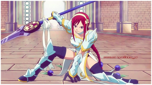 Erza Scarlet wallpaper called erzaa