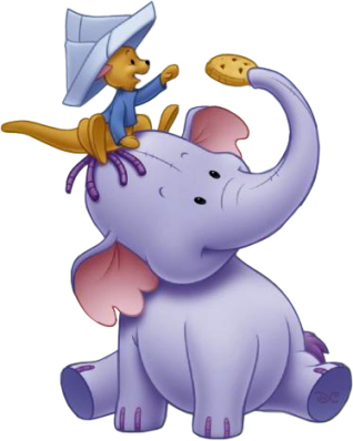 heffalump and Roo