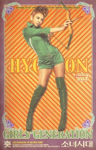 hyoyeon hoot