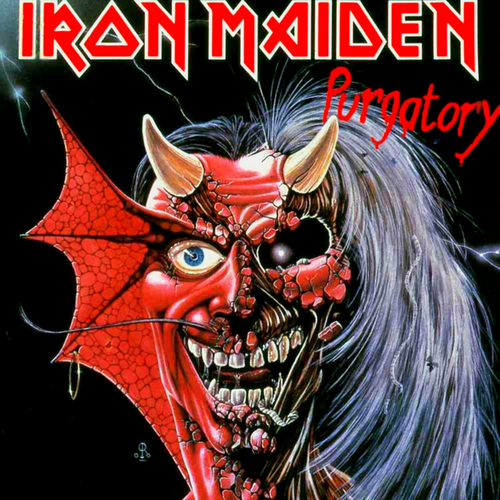 Iron Maiden wallpaper with anime called iron maiden