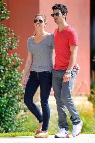 joe et ashley en promenade dans baton rouge en Louisiane