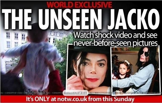 Never Seen Before Pics On Sunday Prince Michael Jackson