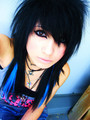 scenequeen - emo-girls photo