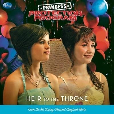 selena + demi = Princess protection program