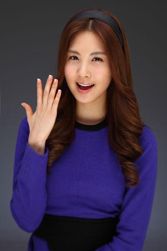 snsd girls generation yoona. seohyun