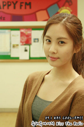 seohyun-kbs 吻乐队(Kiss) the radio