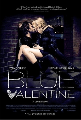 """Blue Valentine"" - Movie Poster"