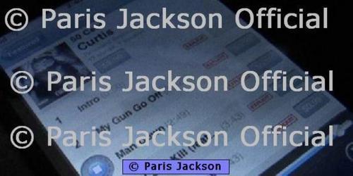 © Paris Jackson Official>Fotos