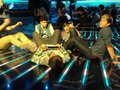 1 direction chilling behind the scenes Week 5 rare pic :) x