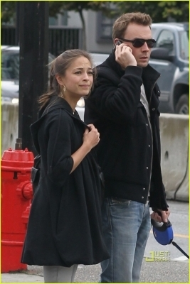Kristin Kreuk wallpaper containing a business suit titled 2010 Vancouver