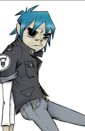 2D images 2D is a sexy beast w...