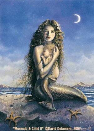 Mermaids images A Mother's Love <3 wallpaper and background photos
