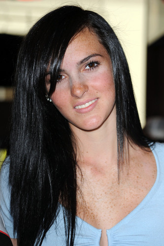 Ali Lohan wallpaper with a portrait titled AL