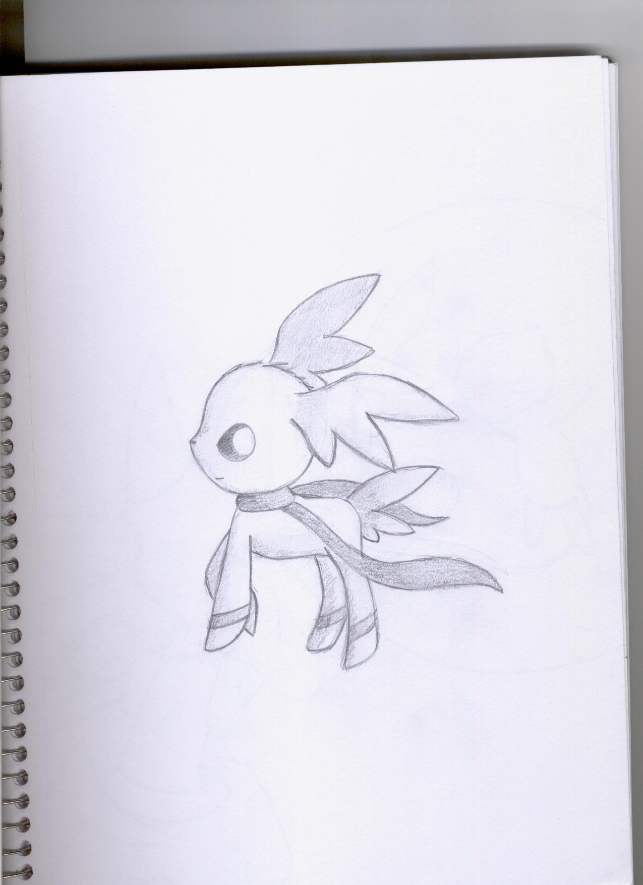 Aireon the flying eevee evolution
