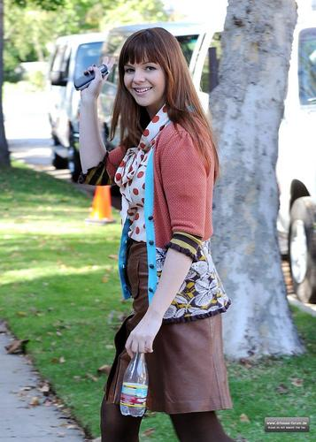 "Amber Tamblyn 7x13 ""Family Practice"""