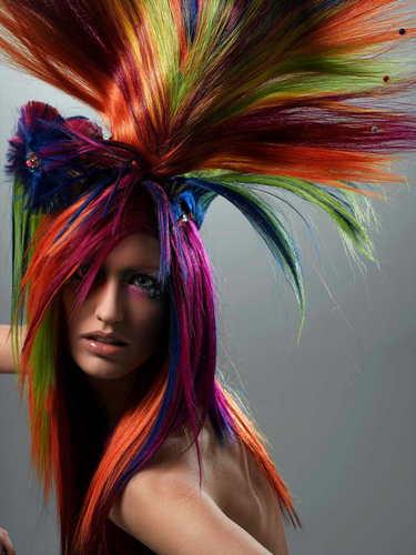America's inayofuata juu Model Cycle 7 Big Hair Photoshoot