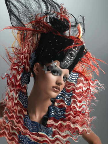 America's अगला चोटी, शीर्ष Model Cycle 7 Big Hair Photoshoot