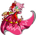 Amy Rose's Wedding dress