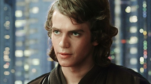 Anakin Skywalker achtergrond with a portrait titled Anakin Skywalker