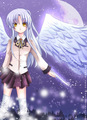 Angel Beats - funkyrach01 fan art