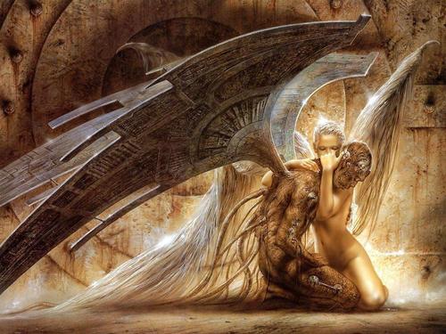 AngelDevil Любовь