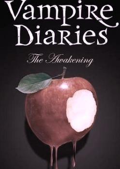 Vampire Diaries Books wallpaper called Awakening cover - Edited