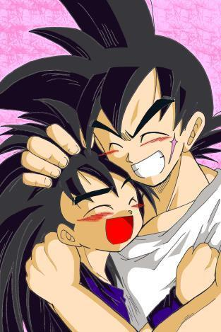 Bardock loves Raditz.