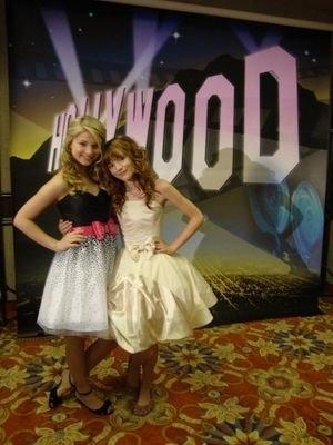Bella& Rachel