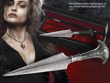 Bellatrix Lestrange wallpaper containing a claymore, a falchion, and a dirk called Bellatrix Dagger