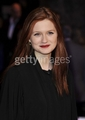 Bonnie Wright-DH 1 premiere in Londres