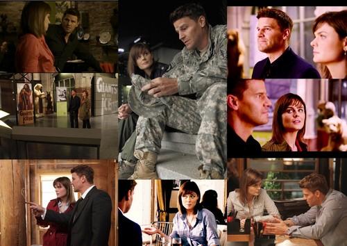 Brennan/Booth Moments Season 6