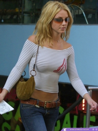 Britney,Out and About,2002