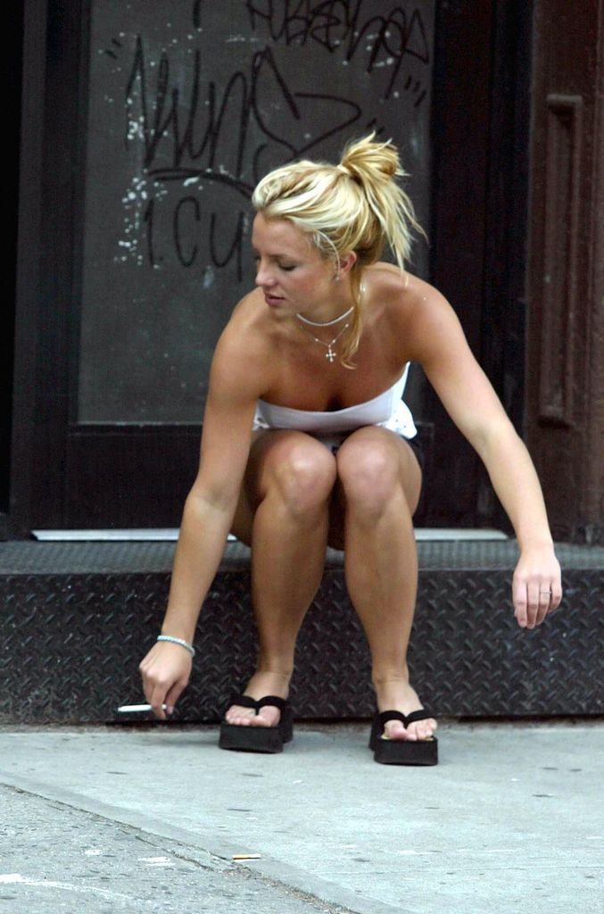 Britney,Out and About,2003