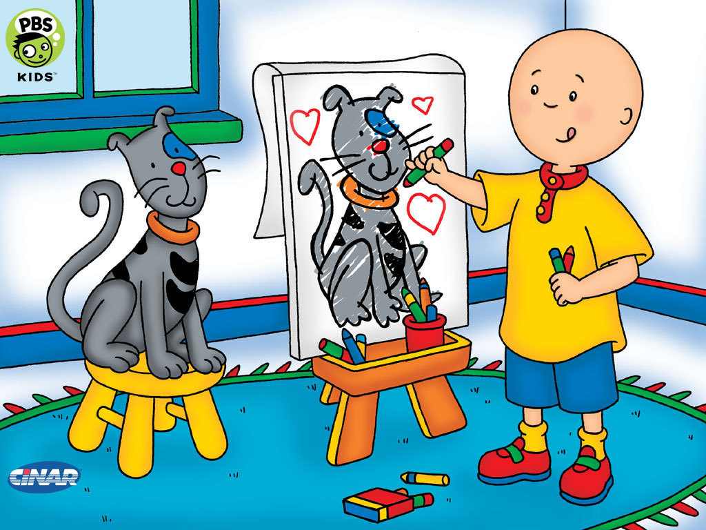 Caillou Weihnachten.Caillou Drawing Gilbert Caillou Foto 16849460 Fanpop