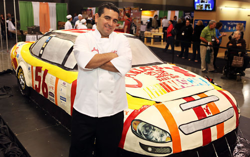 THE CAKE BOSS CAKES