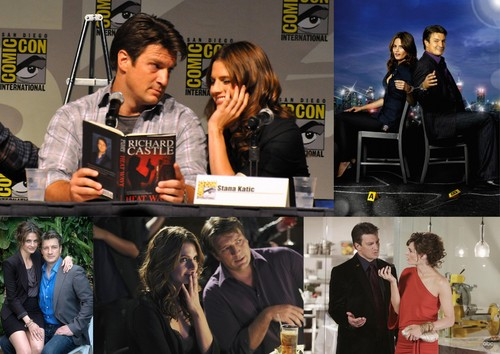 Castle/Beckett - castle-and-beckett Fan Art