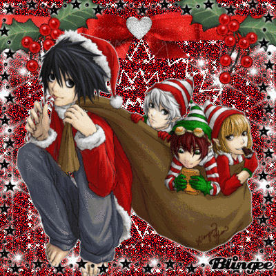 Natale Death Note