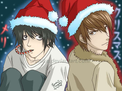 Christmas Death Note