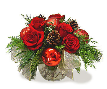 Roses wallpaper containing a bouquet, a rose, and a begonia titled Christmas Roses