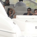 Closer Pics of Rob and Kristen leaving for Paraty - twilight-series photo