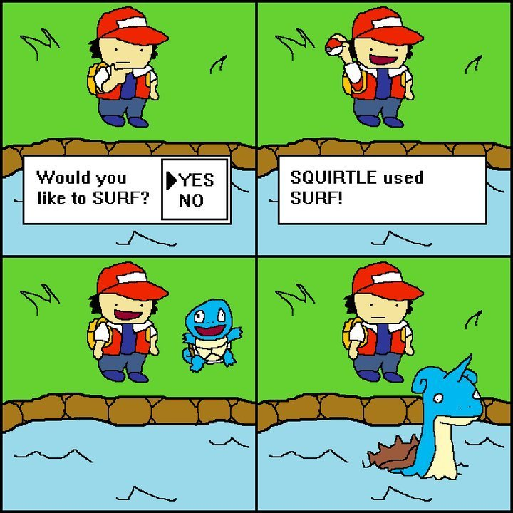 Card Game Sprites Card Game Squirtle