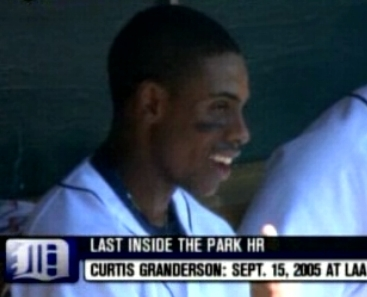 Curtis granderson wallpaper