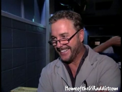 Cute smile Billy/Grissom