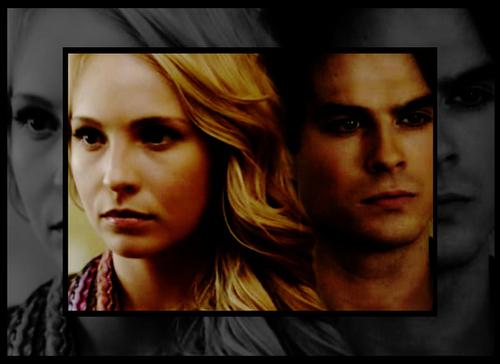 Damon/Caroline [2x08]