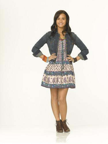 Demi Lovato - Camp Rock 2: The Final jem promoshoot (2010)