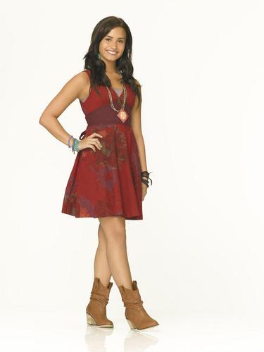 Demi Lovato - Camp Rock 2: The Final marmellata promoshoot (2010)